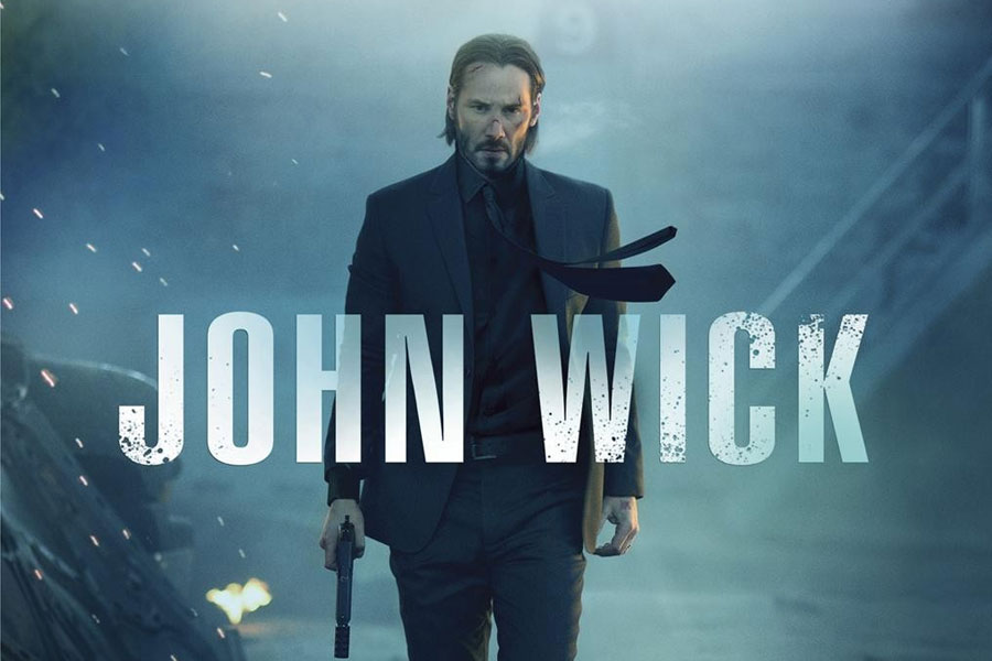 """A to Z Challenge: Music from Favorite Films """"J"""" John Wick"""