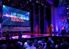 Inspired by the viral video phenomenon #LipSyncChallenge, the new special LIP SYNC TO THE RESCUE, hosted by Cedric the Entertainer, star of CBS' hit comedy THE NEIGHBORHOOD, will be broadcast Monday, Sept. 9 (8:00-9:00PM, ET/PT) on the CBS Television Network. Also, country music superstar Luke Bryan is featured on the show when he surprises the Saratoga County, N.Y. Deputy Sheriff's Office and helps them redo their original lip sync video. Pictured: Cedric the Entertainer. Photo: Monty Brinton/CBS ©2019 CBS Broadcasting, Inc. All Rights Reserved